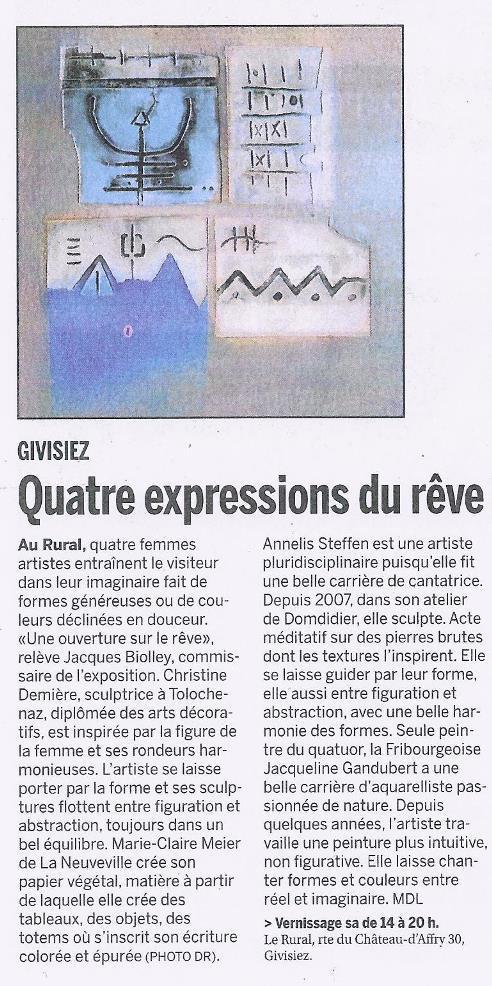 La Liberté, 7 nov 2013 2