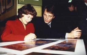 nov 1993 Mitterrand 2